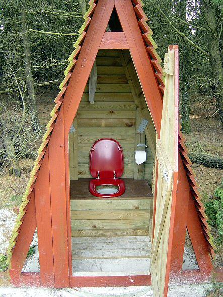 Деревянный туалет своими руками с пошаговым фото