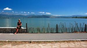 Ved søen i Ioannina