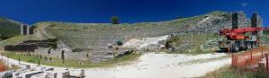 Amfiteateret ved Dodoni