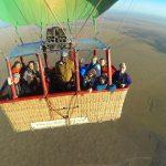 På ballontur over Masai Mara
