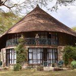 Hytte på Sopa Resort, Naivasha